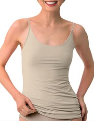 Jockey No Panty Line Promise Luxe Cami Ivory
