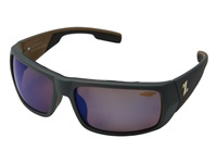 Zeal Optics Snapshot Harbor Grey W Polarized Blue Lens Sport Sunglasses Gray