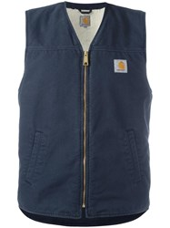 Carhartt 'Royal' Vest Blue