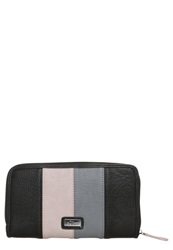 S.Oliver Wallet Black Grey