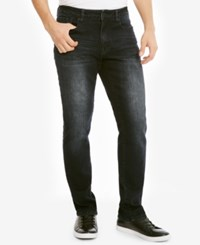 Kenneth Cole Reaction Men's Slim Fit Denim Jeans Black