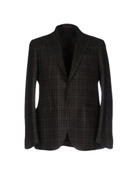 Angelo Nardelli Blazers Steel Grey