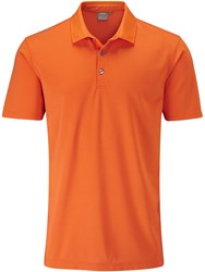 Ping Men's Lincoln Polo Orange