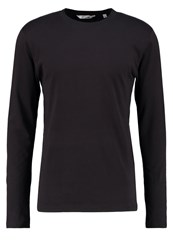 Only And Sons Onspetar Long Sleeved Top Black