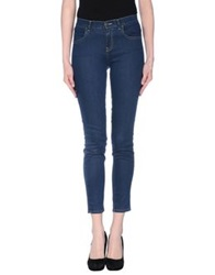 Twenty Easy By Kaos Denim Pants Blue