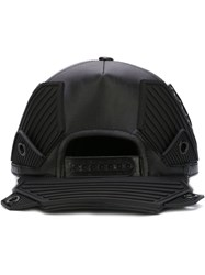 Ktz Structured Hat Black