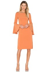 Keepsake Harmony Dress Orange