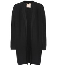 81 Hours Holden Wool And Cashmere Cardigan Black