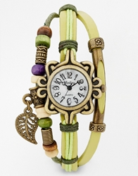 Medley Lime Green Watch Limegreen