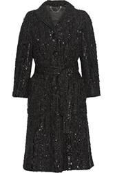Marc Jacobs Sequined Boucle Coat