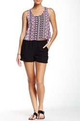 Eight Sixty Solid Short Black