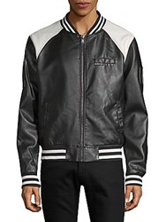 Members Only Classic Bomber Jacket Black