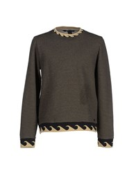 Marc By Marc Jacobs Topwear Sweatshirts Men Black