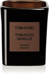 Tom Ford Beauty Private Blend Tobacco Vanille Scented Candle Colorless