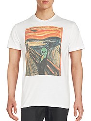 Riot Society Short Sleeve Graphic Tee White