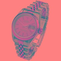 Rolex Lady Datejust Steel And Gold 69173