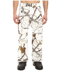 686 Authentic Infinity Shell Cargo Pants Realtree Ap Snow Men's Casual Pants Gray