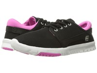 Etnies Scout Black Pink Pink Women's Skate Shoes