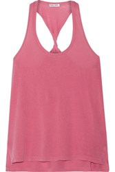 Splendid Vintage Whisper Supima Cotton Jersey Tank Pink