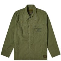 Neighborhood F.H Shirt Green