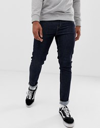 Cheap Monday Tight Skinny Jeans In Blue Tight Real Blue