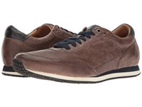 Trask Aiden Gray Men's Flat Shoes