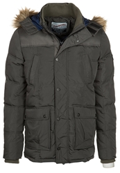 Petrol Industries Winter Jacket Beluga Dark Green