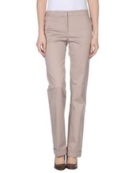 Gattinoni Casual Pants Dove Grey
