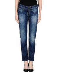 Adele Fado Denim Pants Blue