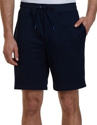 Nautica Slim Fit French Terry Shorts True Navy