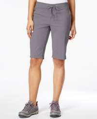 Columbia Anytime Outdoor Long Shorts Light Grey