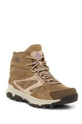 Montrail Sierravada Mid Leather Outdry Sneaker Purple