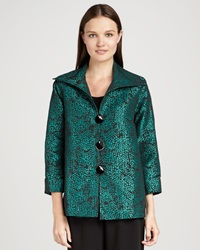 Caroline Rose Pebble Jacquard Jacket X Small 4 6