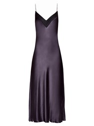Ellery Bustier Silk Satin Cami Dress