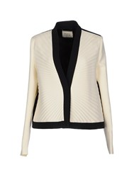 Fausto Puglisi Suits And Jackets Blazers Women Ivory