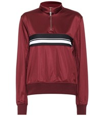 Wood Wood Justine Sweater Red