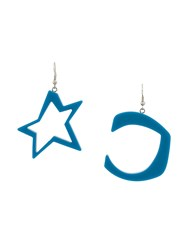 Corto Moltedo C Stella Earrings Blue
