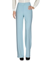 Leonard Paris Casual Pants Sky Blue