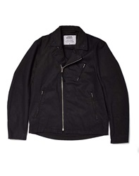 Cheap Monday Biker Jacket In Denim