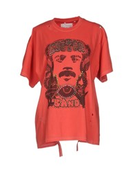 The Editor T Shirts Coral