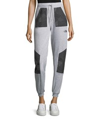 The North Face Reflective Training Jogger Pants Gray Black