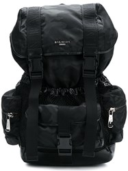 Balmain Military Inspired Backpack Black