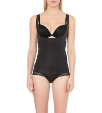 Spanx Shape My Day Open Bust Cami Black