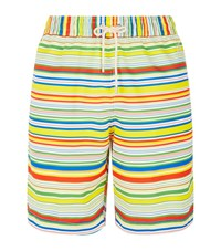 Loewe Striped Swim Shorts Multi