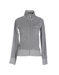 Baci And Abbracci Sweatshirts Grey