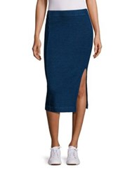 Ag Jeans Indigo Capsule Collection By Scatri Pencil Skirt