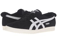 Onitsuka Tiger By Asics Mexico Delegation Black White Shoes