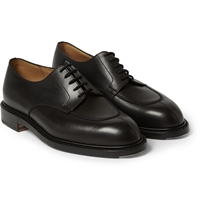 J.M. Weston 598 Leather Derby Shoes