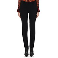 Givenchy Women's Skinny Pants Black Blue Black Blue