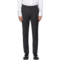 Tiger Of Sweden Grey Todd Trousers